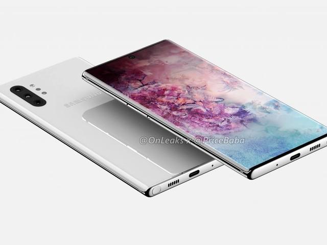 Samsung Galaxy Note 10: uscita, foto e dettagli