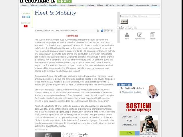 Fleet & Mobility