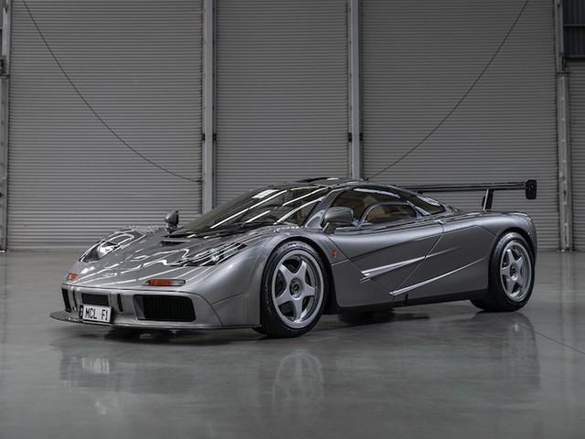 McLaren F1 LM stradale venduta a 19 milioni di dollari a Monterey