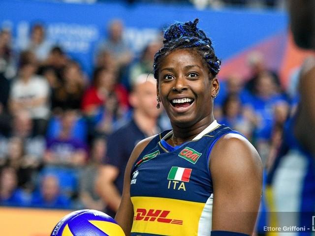 Italia-Slovenia volley stasera in tv, a che ora inizia e su che canale vederla in tv e streaming