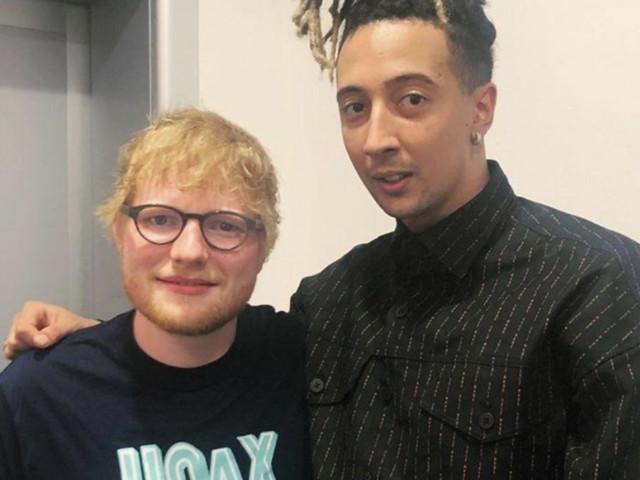 Ed Sheeran e Ghali in Antisocial: la nuova versione è un regalo di Natale ai fan italiani