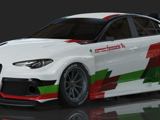 Alfa Romeo Giulia: l'elettrica di Romeo Ferraris per l'ETCR