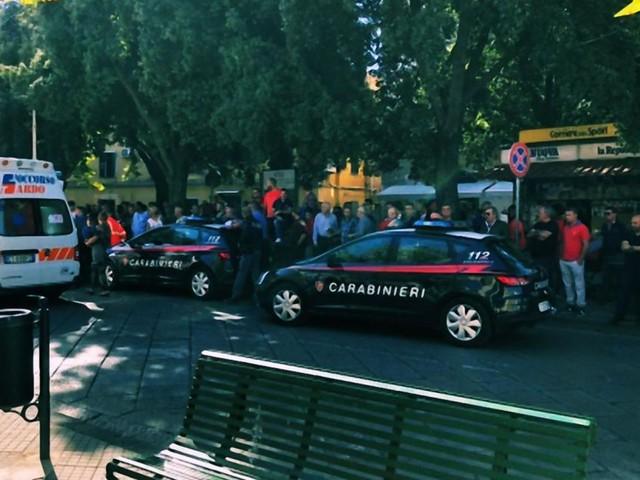 Sardegna: tenta di rapire la moglie ma un passante la salva, tre arresti a Sassari
