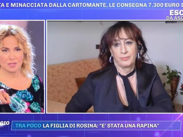 """Truffata e minacciata dalla cartomante per 7.300 euro, la testimonianza a """"Pomeriggio Cinque"""""""