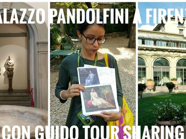 Visita a Palazzo Pandolfini | Firenze insolita con Guido Tour Sharing!