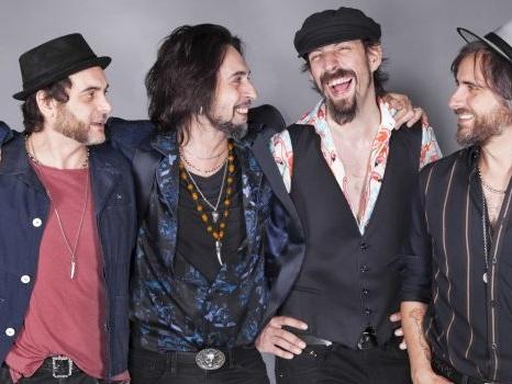 Le Vibrazioni a Sanremo 2020 con Dov'è prima del nuovo album