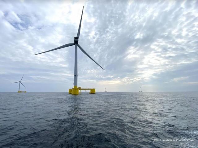 Pronto il secondo progetto di parco eolico marino galleggiante in Puglia