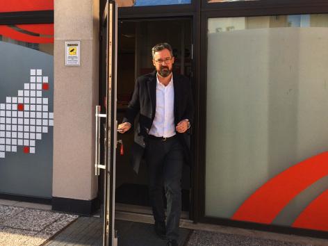 Ianeselli lancia la campagna per Trento «Ce la giocheremo fino all'ultimo voto»