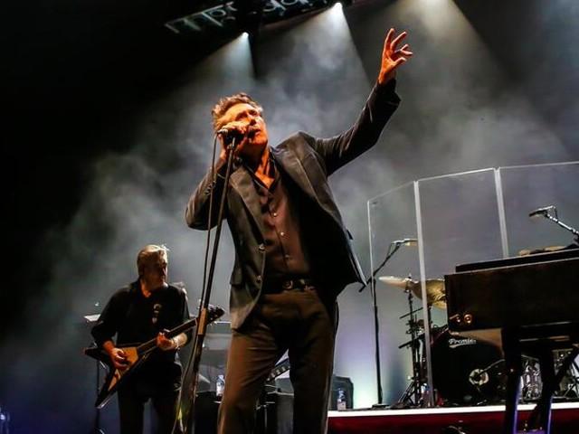 Bryan Ferry star del Medimex