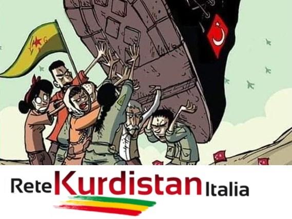 Iniziata l'invasione della Siria: i turchi attaccano le postazioni dei kurdi abbandonati da Trump