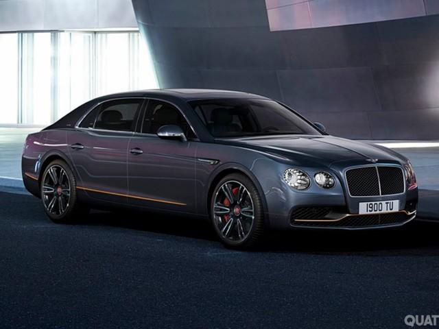 Bentley Flying Spur - Mulliner presenta la Design Series