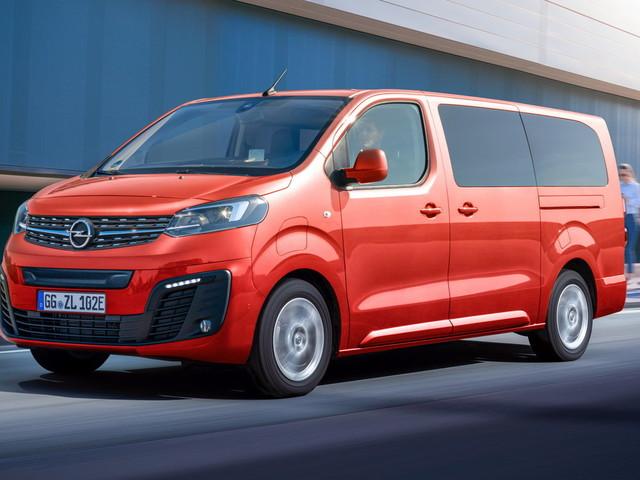 Opel Zafira-e Life, fate spazio a comfort e silenzio