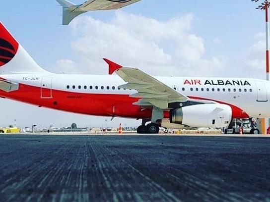 Air Albania, nella serata di ieri il primo volo Tirana-Istanbul