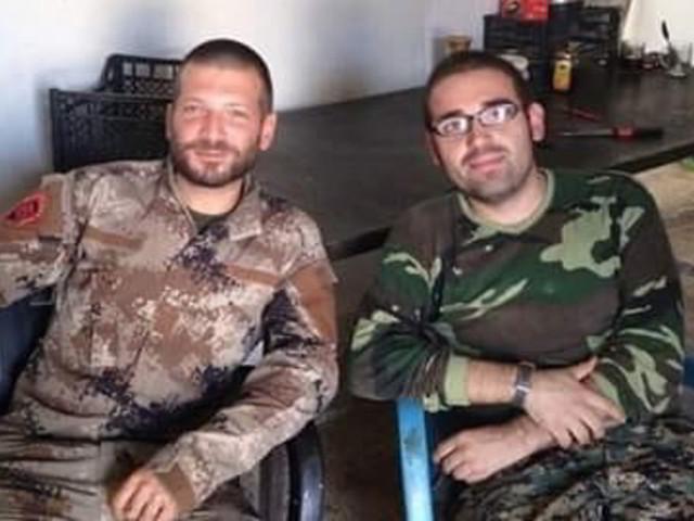 """""""Io e Orso in lotta con i curdi usati e traditi dagli americani"""""""