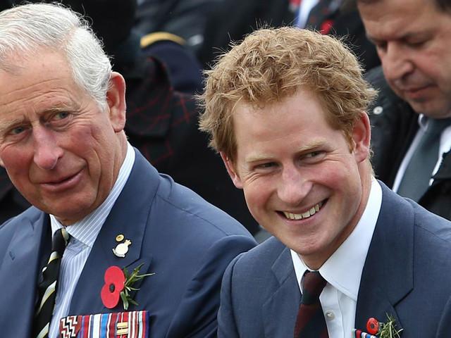 Harry e il Principe Carlo: il litigio che ha sconvolto i sudditi