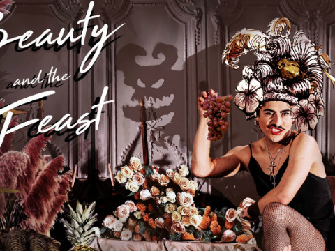 Beauty and the Feast at The Vaults