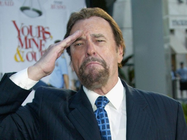 Chi era Rip Torn, l'attore di Men in Black morto oggi