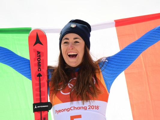 La gloria dello sci italiano è nelle mani di 3 ragazze. A partire da Sofia Goggia