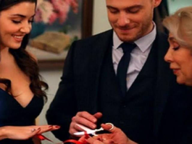 Love is in the air, trama del 23/09: Semiha apprende che Serkan ed Eda si vogliono sposare