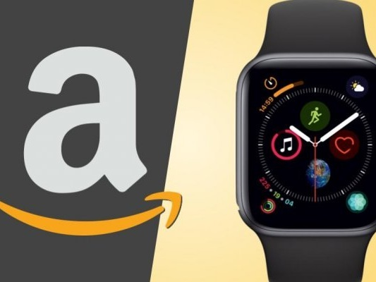 Amazon Black Friday 2019, Apple Watch Series 4 in offerta con sconti fino al 23% - Notizia