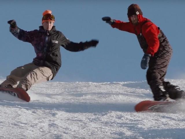 Snowboard: un inizio di stagione bomba con i rider CAPiTA! [Video]