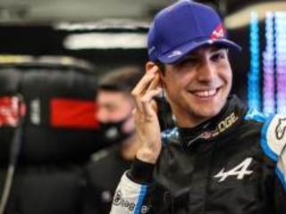 È Ocon la risposta dell'Alpine a Verstappen e Leclerc