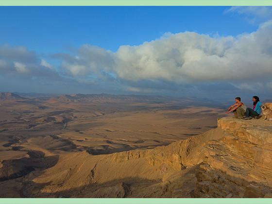 Viaggio alla scoperta del Negev, il deserto scolpito di Israele