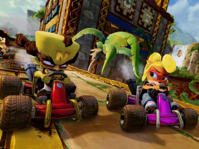 Crash Team Racing Nitro Fueled: inizia il Gran Premio, la nostra prova in 4K!