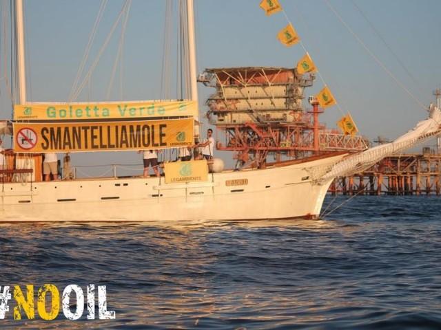 «Liberiamo l'Adriatico dalle energie fossili»