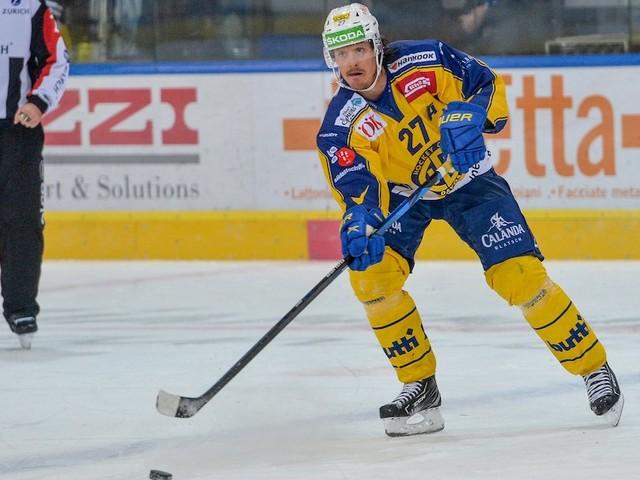 Il difensore svedese Magnus Nygren multato di 2'000 fr per aver simulato un fallo