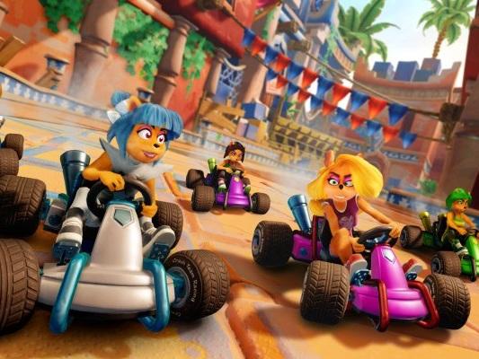 Crash Team Racing: Nitro-Fueled, primo aggiornamento: data d'uscita e dettagli - Notizia - PS4