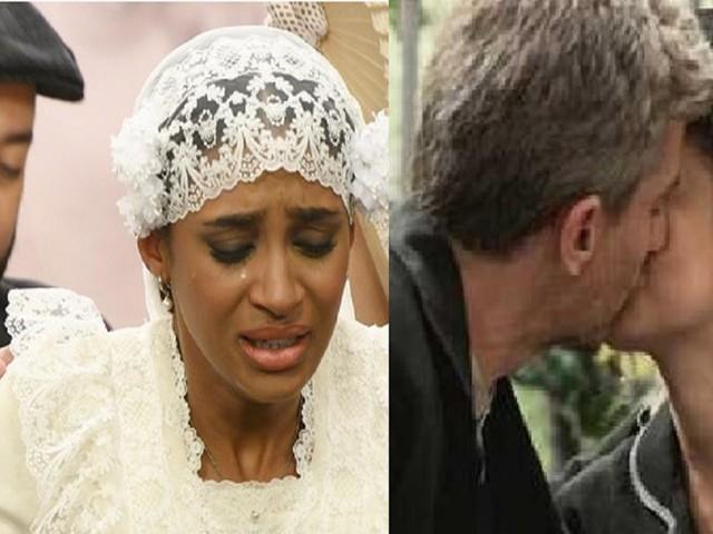 Una Vita, trame spagnole: arriva il marito di Marcia, Yolanda innamorata di Mauro