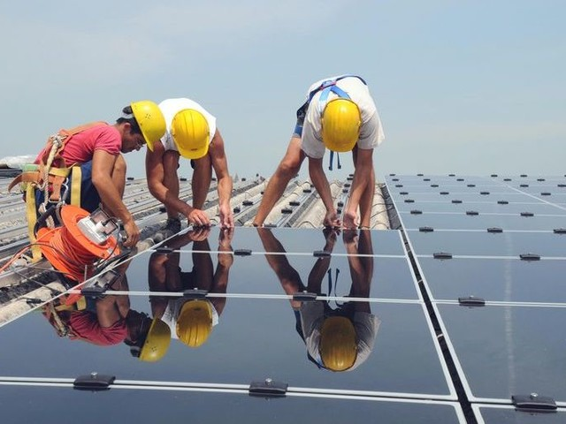 Fillea: serve una riconversione verde delle costruzioni italiane