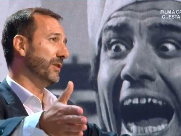 """Buon compleanno Franco Franchi! Il figlio lo ricorda in tv: """"Mio padre apparteneva al popolo"""""""