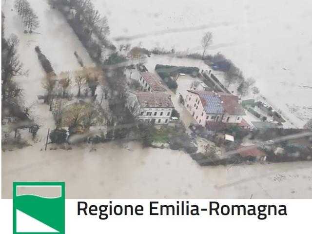 Alluvione nel modenese, Legambiente: «Eventi ricorrenti, non eccezionali. Prevenire diventi la priorità»