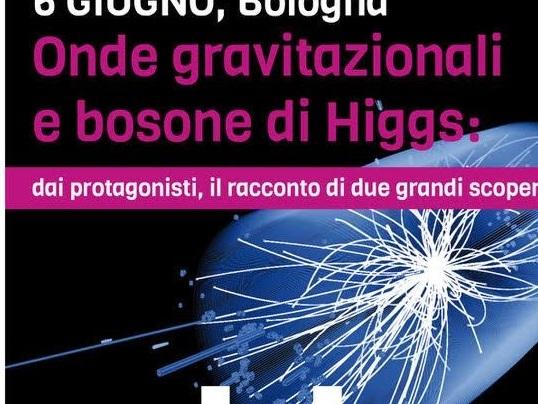 BOLOGNA CAPITALE DELLA FISICA DELLE PARTICELLE DAL 4 AL 9 GIUGNO