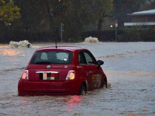 Previsioni meteo del weekend: nuova perturbazione in arrivo sull'Italia