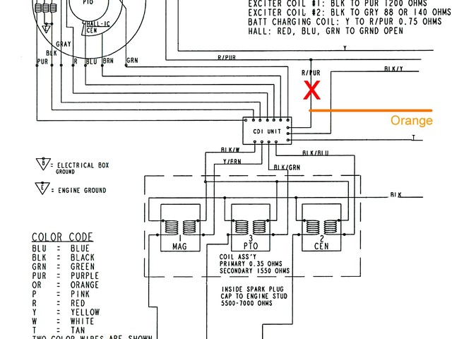 Ranger Ignition Wiring Diagram