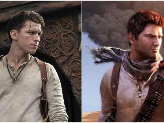 Uncharted: Tom Holland è Nathan Drake nella prima immagine ufficiale!