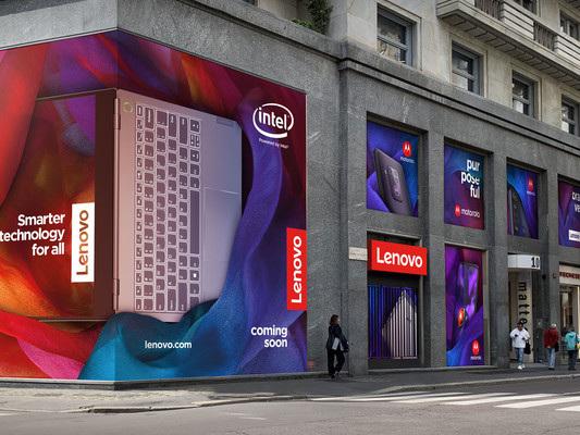 Lenovo aprirà a Milano il primo flagship storeeuropeo