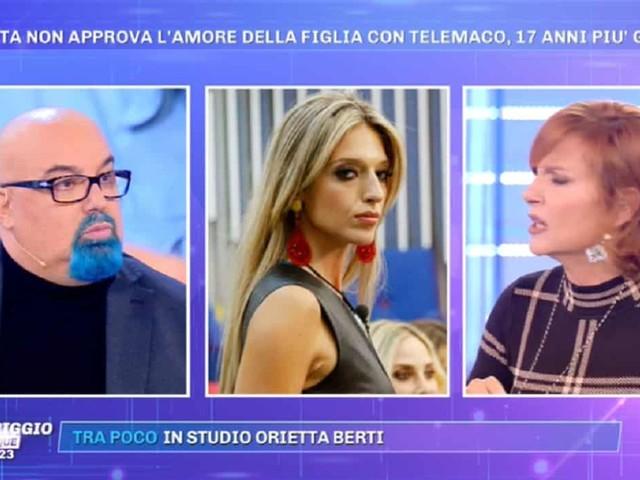"""Giovanni Ciacci: """"Guenda e Telemaco insieme da gennaio""""/ Patrizia Rossetti attacca..."""