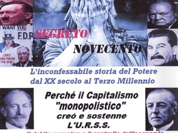 """""""Segreto Novecento"""" di Gian Paolo Pucciarelli recensione di Maurizio Barozzi"""