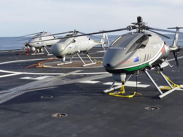 Droni di Leonardo alla Marina Australiana