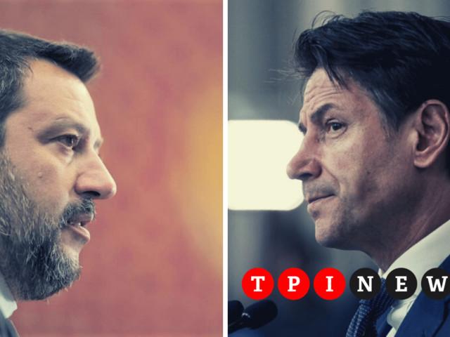 Conte minaccia di querelare Salvini per calunnia, ma il leader leghista può rispondere di quel reato?