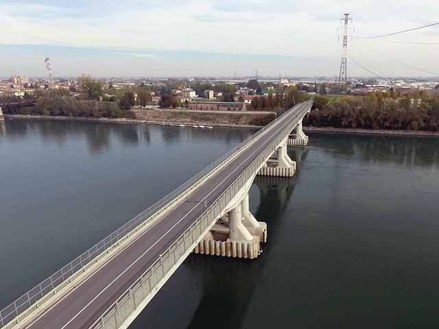 """Nuovo Ponte Po, appello di 'Io Amo Colorno' alla politica: """"Meno scontri, più collaborazione"""""""
