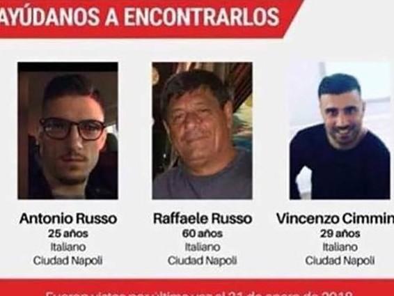 Napoletani scomparsi in Messico, 50 anni di carcere ai due poliziotti condannati