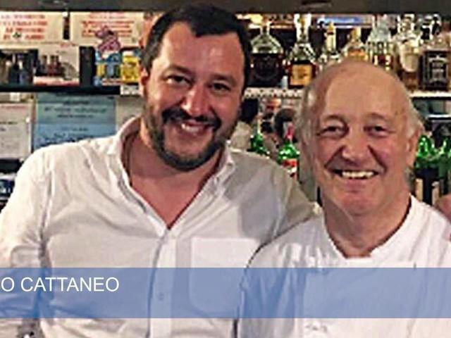 Matteo Salvini si prende i meriti per l'assoluzione di Cattaneo, ma non c'entra niente