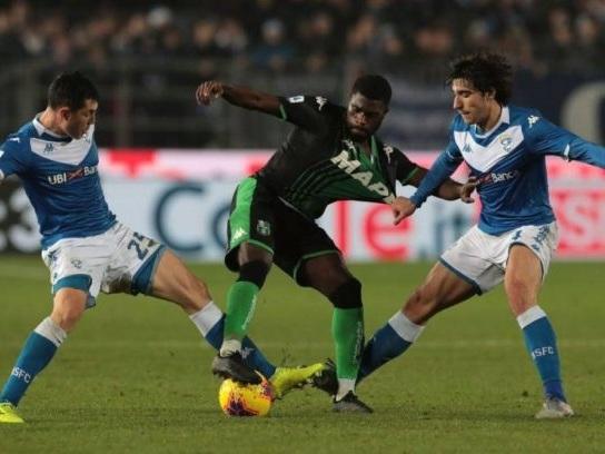 Sassuolo-Brescia, dove vedere la partita in diretta TV e in streaming?