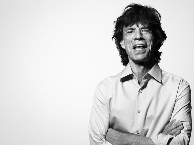 Mick Jagger in segreto ha visitato a Firenze il David di Michelangelo