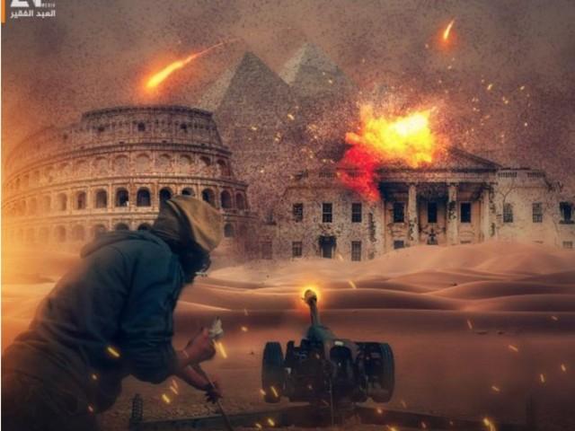Simpatizzanti dello Stato islamico minacciano Roma